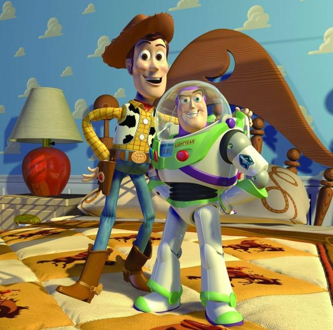 O caubói Woody e o astronauta Buzz Lightyear estão de volta em Toy Story 3 | Divulgação