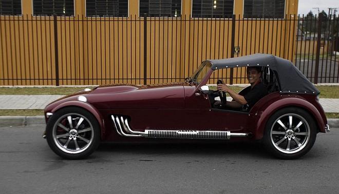 A unidade de número 1 do carro será entregue para um cliente que mora em Tobias Barreto, no Sergipe | Priscila Forone/ Gazeta do Povo