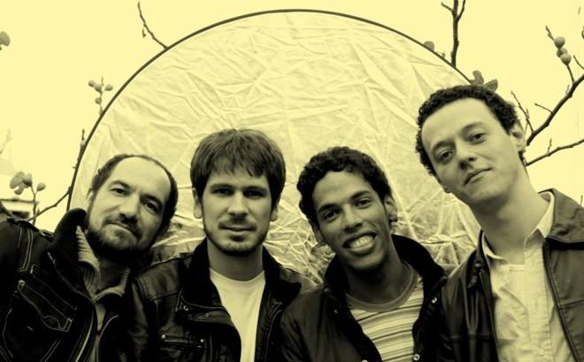 A banda Narciso Nada: grupo formado em 2005 é um dos mais experientes entre os 14 finalistas do festival | Divulgação