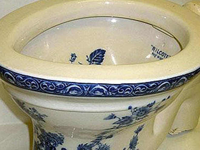 Vaso de porcelana John Lennon é arrematado por US$ 14,7 mil   Divulgação