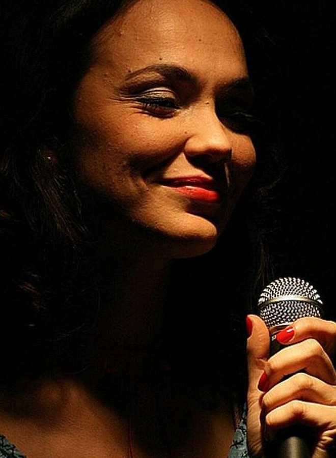 Michelle Pucci: homenagem às divas do jazz | Marco Novak/Divulgação