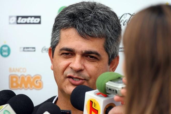 Ney Franco fica no Coritiba até o fim da temporada | Hedeson Alves / Agência de Notícias Gazeta do Povo