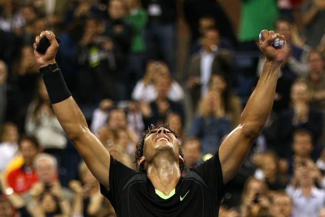 Rafael Nadal derrotou o Novak Djokovic e conquistou seu oitavo Grand Slam | Clive Brunskill / AFP Photo