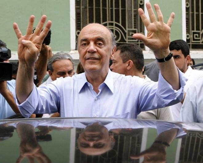 Serra disse que o governo de SP não precisa ser investigado  