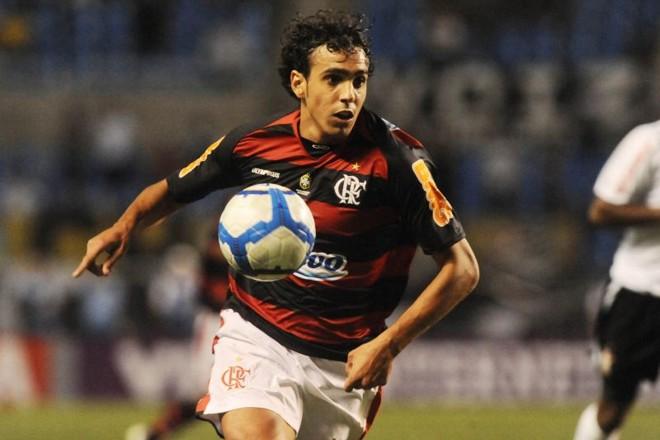 O atacante do Flamengo Diogo desencantou após longo jejum de gols | Alexandre Loureiro / VIPCOMM