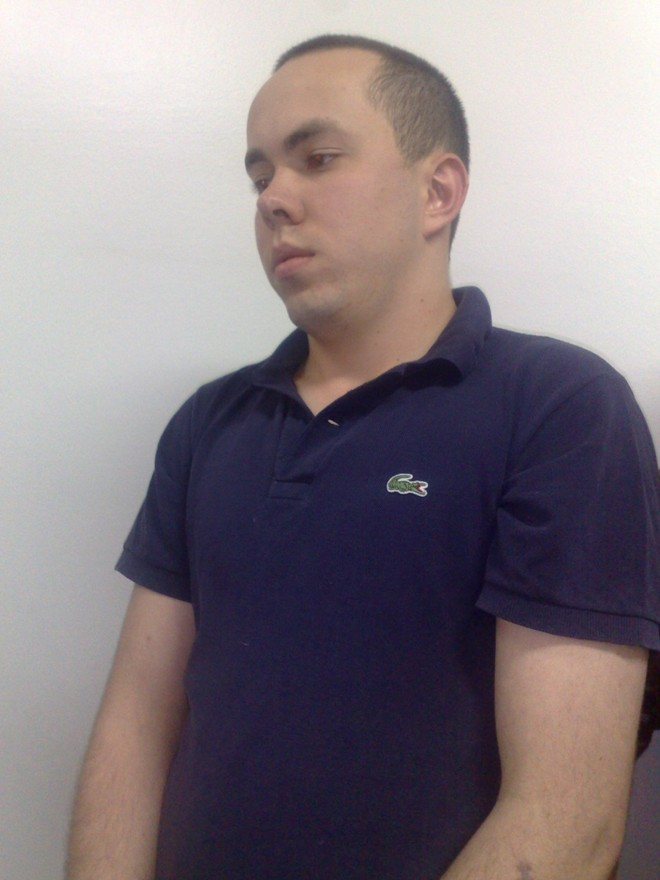 Gabriel Cata Preta também teve a prisão prorrogada pela Justiça |
