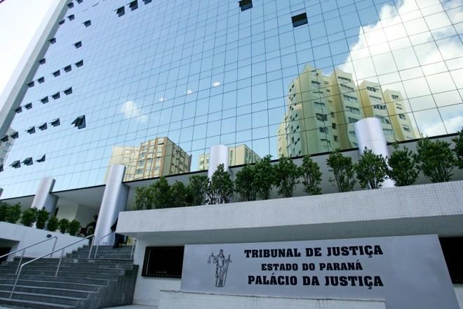 Tribunal de Justiça: a folha de pagamento da corte paranaense é maior que a de outros estados da Região Sul | Antônio More/Gazeta do Povo