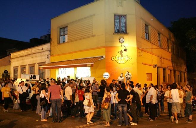 Bar do Torto, em Curitiba, palco da Quadra Cultural   Antonio More/ Gazeta do Povo