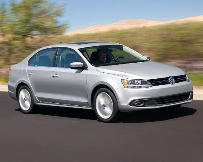 O preço do modelo deverá ficar entre R$ 60 mil e R$ 70 mil, próximo ao das versões de entrada de Civic e Corolla | Divulgação/Volkswagen