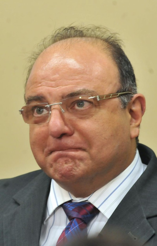 Cândido Vaccarezza: ele nega. Claro. | José Cruz/ABr