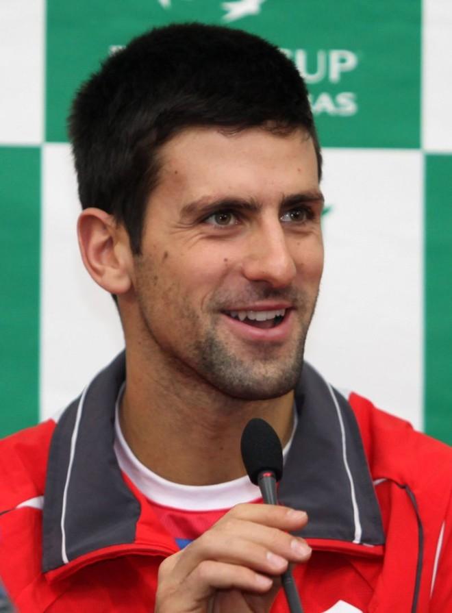 Novak Djokovic: chance única na Davis | Marko Djurica/ Reuters