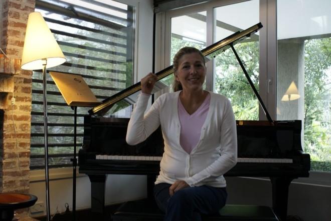Por 20 anos, a diretora do espetáculo Vera Di Domênico desejou fazer Sonatas e Interlúdios |