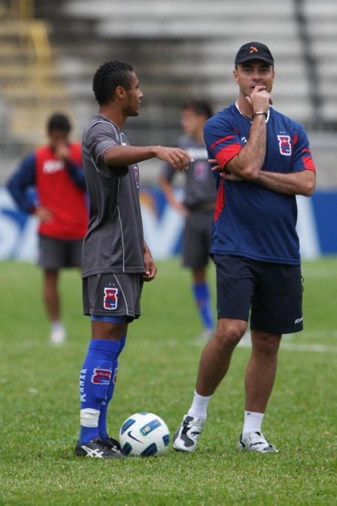 Ricardo Pinto Comemora O êxito Do Plano Motivacional