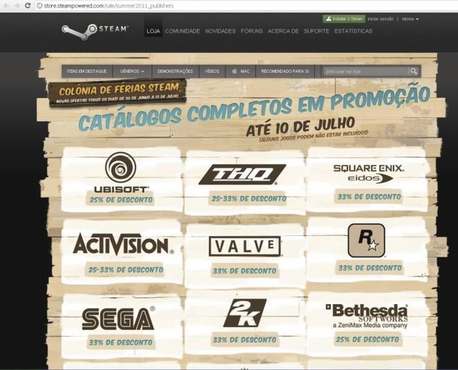 Game de tiro Boderlands: R$ 13 na Steam e R$ 230 no Brasil | Reprodução