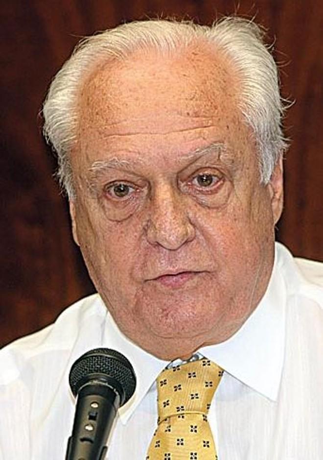 René Dotti faz parte do trio de defesa do ex-deputado Carli Filho | Albari Rosa/Gazeta do Povo