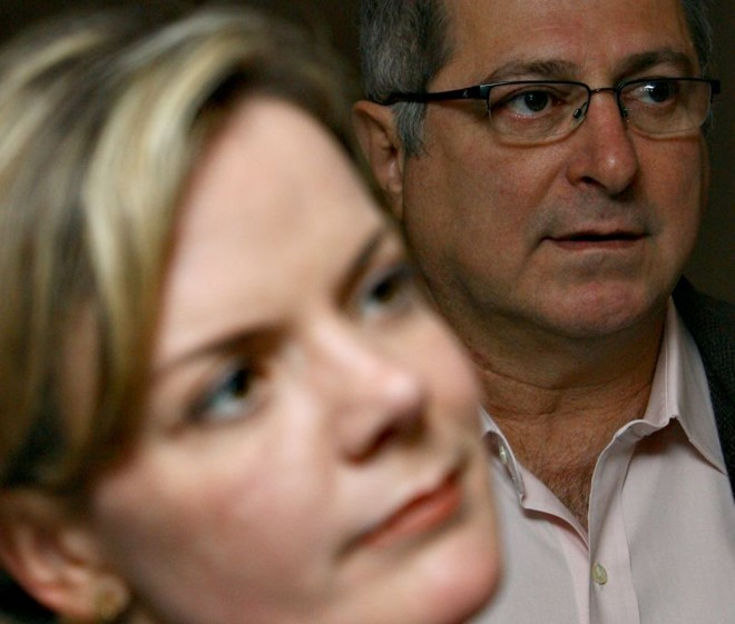 Gleisi e Paulo Bernardo: casal alega que só usou aviões fretados na campanha | Daniel Castellano/ Gazeta do Povo