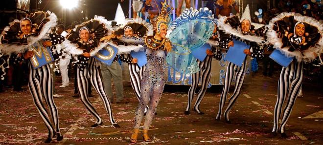 Mocidade Azul vence o carnaval Curitibano | Hugo Harada - Gazeta do Povo