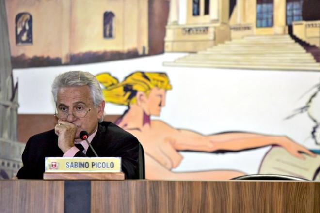 Sabino Picolo (DEM): presidente interino diz que regimento deve ser revisto. | Ivonaldo Alexandre/ Gazeta do Povo