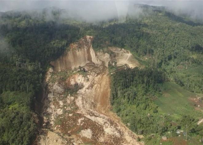 Área que deslizou em Papua Nova Guiné: número de mortos é de ao menos 40   Reuters