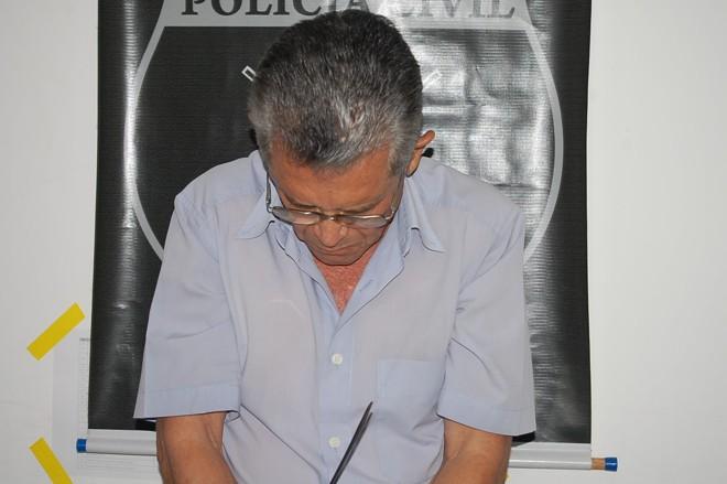 O pastor Geraldo Nunes foi preso na segunda-feira, em Manaus | Divulgação/ Polícia Civil Amazonas