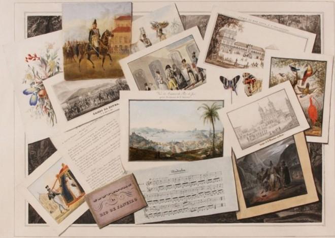 Mostra Brasiliana Itaú exibe 300 objetos que contam um pouco da história do país | Divulgação