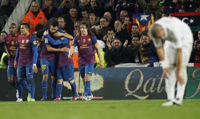Barcelona eliminou o Real Madrid da Copa do Rei | Reuters