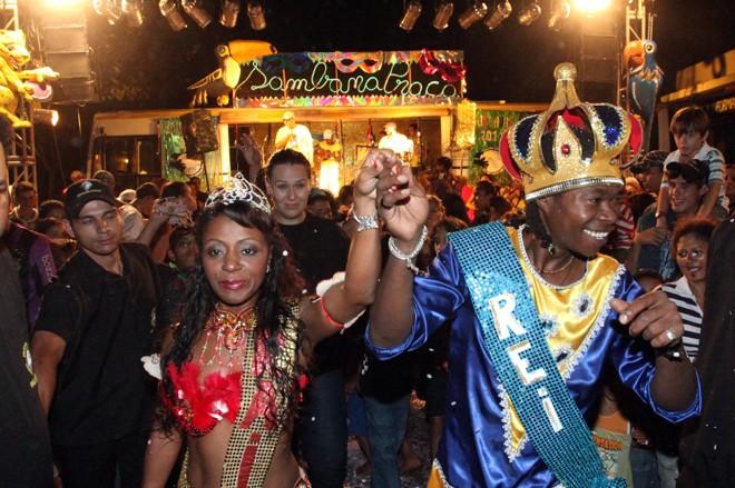 Serão dois bailes por dia entre os dias 18 e 21 de fevereiro, entre as 20h e 23 horas, além do concurso de rei e rainha do Carnaval 2012   Divulgação PMM