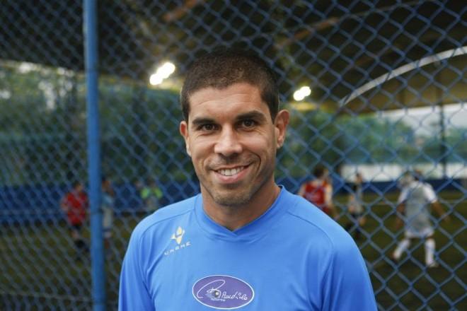 Aos 35 anos, Ricardinho volta ao clube que o revelou, agora como técnico | Antonio Costa/Gazeta do Povo