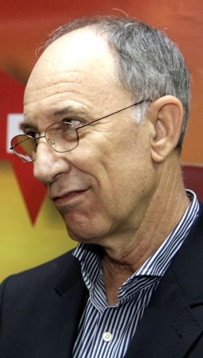 O presidente nacional do PT, Rui Falcão   Hugo Harada/ Gazeta do Povo