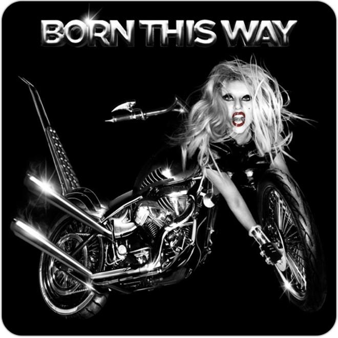 Capa de Born This Way: álbum não decola na opinião da NME | Divulgação