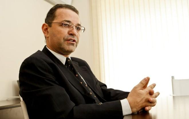 Márcio Villela, presidente da Associação das Emissoras de Radiodifusão do Paraná | Antônio Costa/ Gazeta do Povo