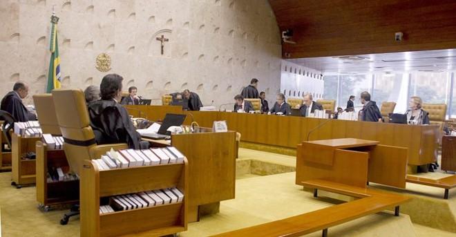 Plenário do STF: ações querem reduzir acesso do CNJ a dados sigilosos e suspender normas sobre grampos e precatórios | Gervásio Baptista/STF
