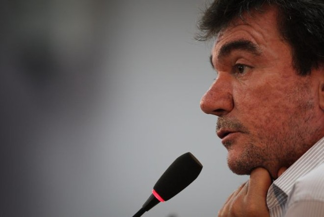 Andrés Sanchez afirma que São Paulo não solicitou à CBF a liberação de Lucas | Ricardo Nogueira / Folhapress
