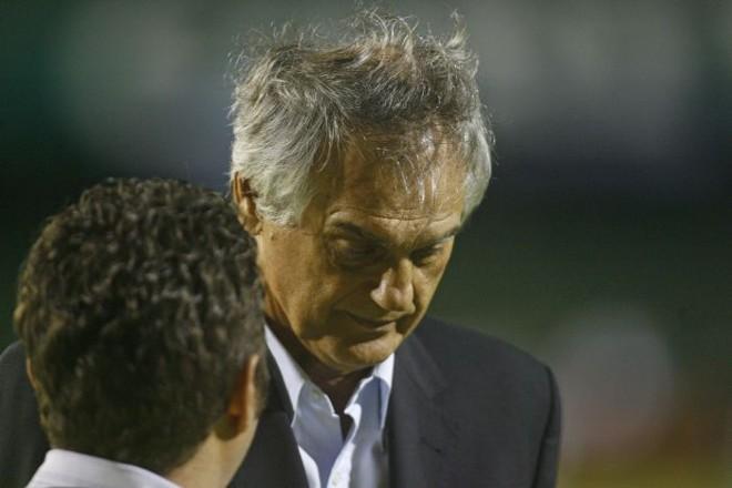 Vilson Ribeiro de Andrade tem confiança no trabalho a longo prazo no Coritiba | Antonio More / Gazeta do Povo