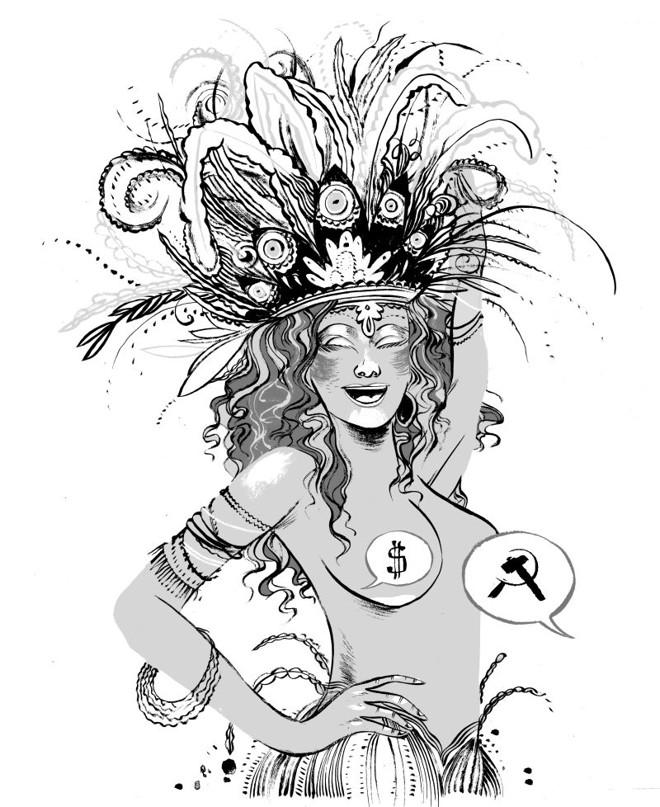   Ilustração:  Felipe Lima