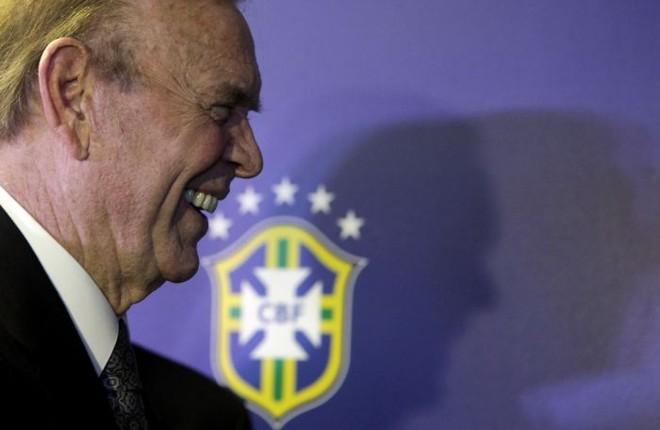José Maria Marin preferiu minimizar o racha entre os presidentes das federações | Ricardo Moraes / Reuters
