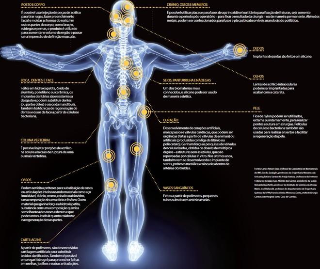 Da Industria Para O Corpo Humano