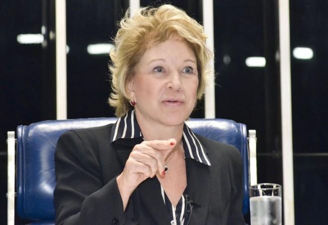 Marta Suplicy (PT-SP), senadora |