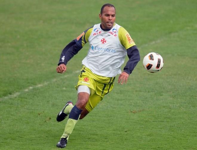 Alecsandro quer recuperação do Vasco na Libertadores | Nina Lima/Fotocom.net
