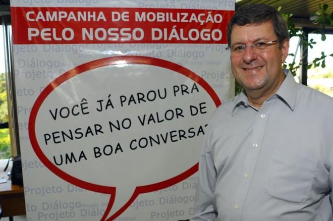 Jorge Curi Neto: diálogo é terapêutico | Daniel Caron/ Gazeta do Povo