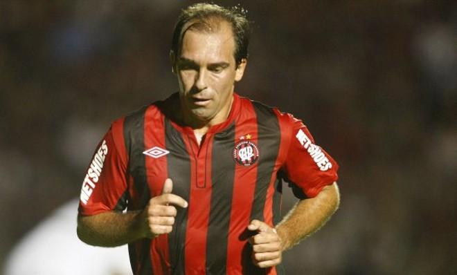 Diante do Sampaiuo Corrêa, Paulo Baier vai voltar a ser titular do Atlético | Antônio More / Gazeta do Povo