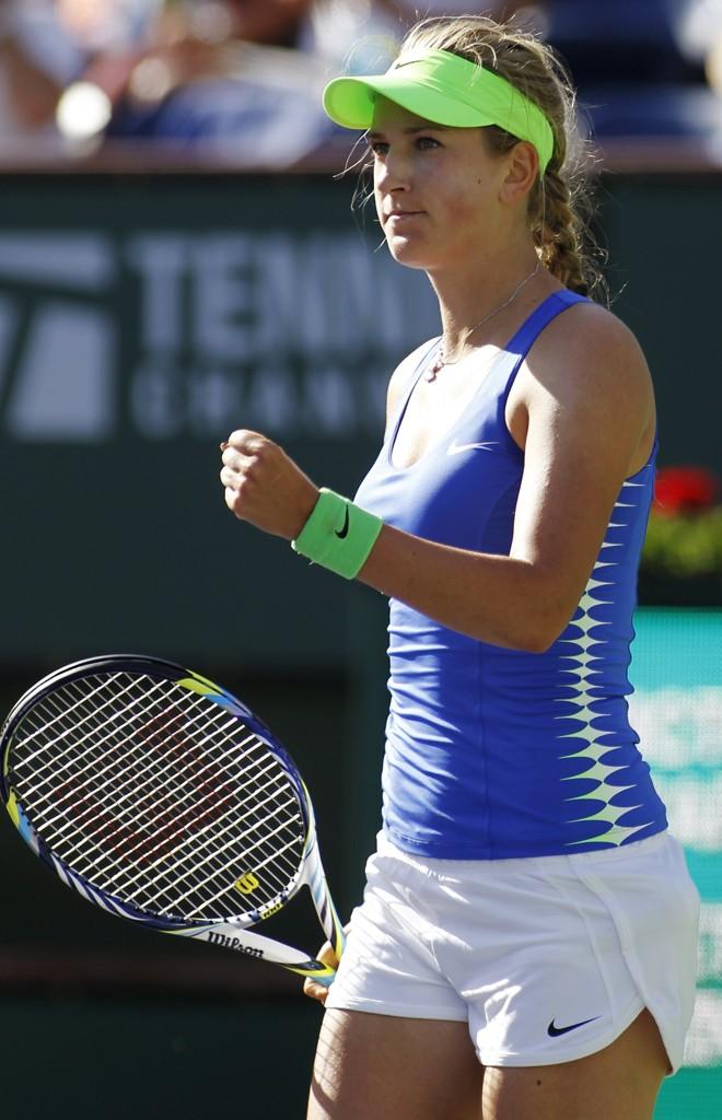 Azarenka segue impecável em Indian Wells | Danny Moloshok/ Reuters