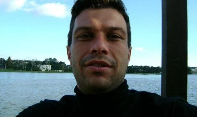 O supervisor Danilo Jacomini Pitol, de 32 anos, está desaparecido desde quarta-feira (07) na praia de Ferrugem, em Garopaba (SC) | Arquivo familiar / Divulgação