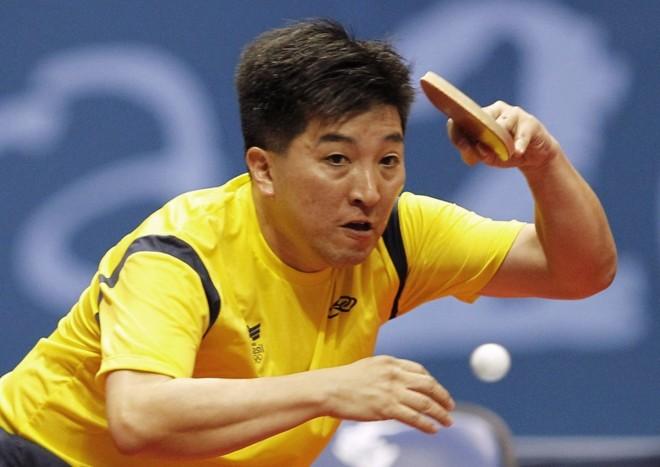 Hugo Hoyama garantiu vaga em sua sexta Olimpíada | Mariana Bazo /Reuters