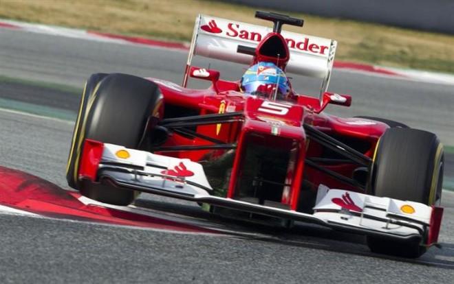 Alonso nos últimos dias de testes em Barcelona: espanhol admite estar ansioso para a estreia da temporada   EFE