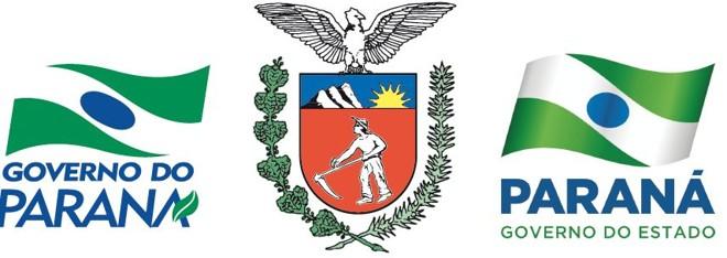 Antigos símbolos, como o do governo Lerner (esquerda), haviam sido trocados pelo brasão, mas agora a bandeira voltou a ser usada  