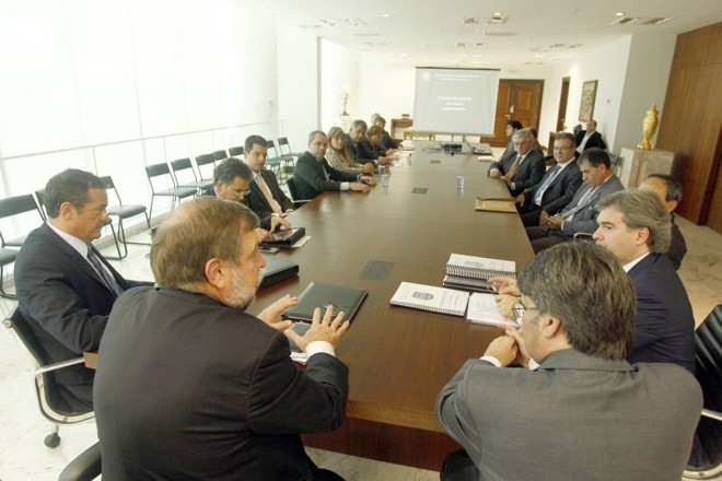 Arns reuniu a cúpula da segurança pública antes de anunciar as medidas que mudam as regras | Agência Estadual de Notícias
