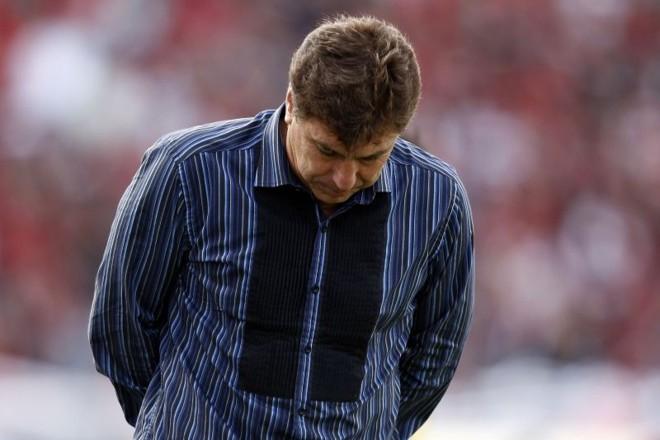 Carrasco foi demitido do Atlético | Henry Milléo / Gazeta do Povo