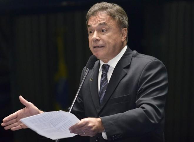Alvaro Dias, senador | Waldemir Barreto/Ag. Senado