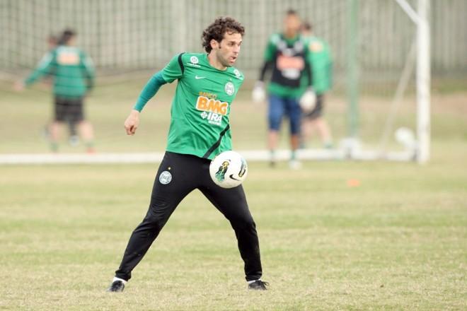 Lincoln: líder em gols e assistências no Coritiba | Antônio More/ Gazeta do Povo